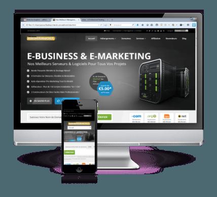 Installation facile de WordPress pour faire connaître votre site web
