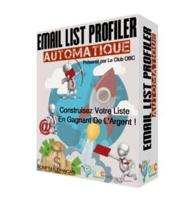 EMAIL LIST PROFILER AUTOMATIQUE