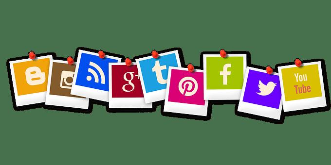 Réseaux sociaux du Web