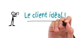 Le marketing en entreprise pour la Recherche du client idéal