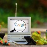 frogs-google