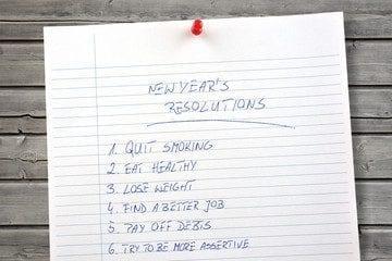 Vos résolutions écrites