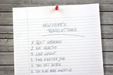 tenir vos résolutions