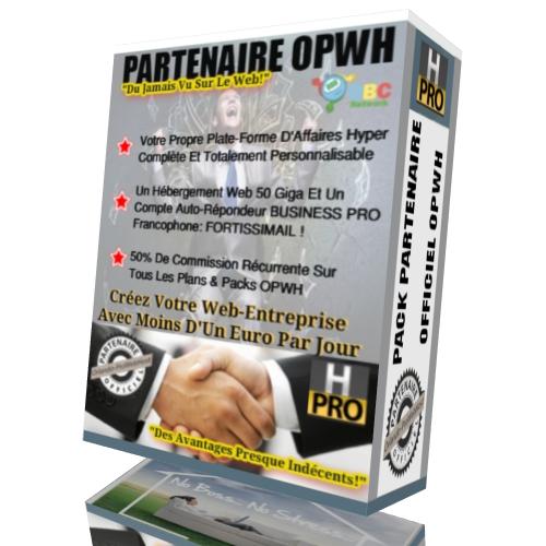 Covid19-Vive le Télétravail avec les Partenaires Officiels OPWH