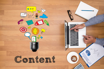 Rédigez du contenu pertinent et permanent pour le référencement de votre site Web
